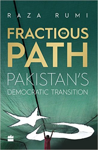 The Fractious Path cover