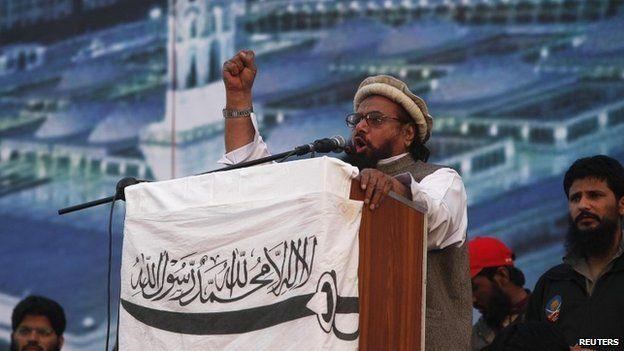 Mohammed Hafiz Saeed