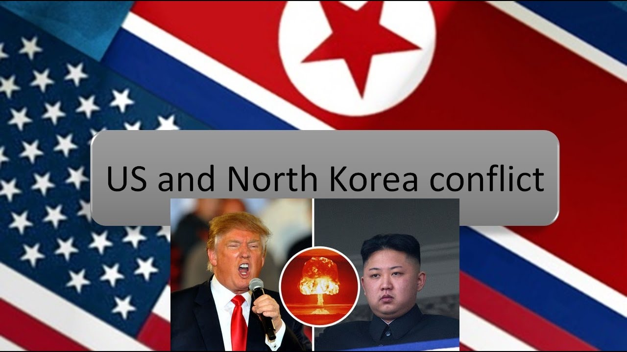 USA and North Korea conflict