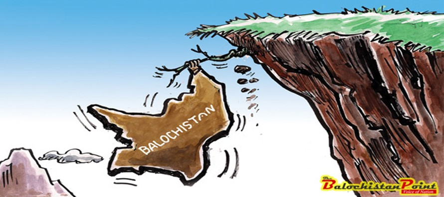 Balochistan: Smoldering Fires