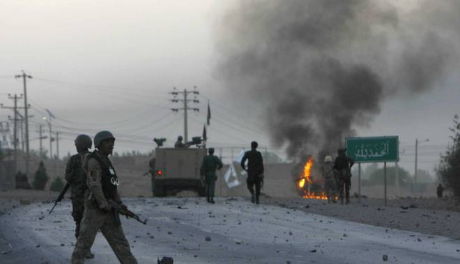 Taliban' attack in Kabul