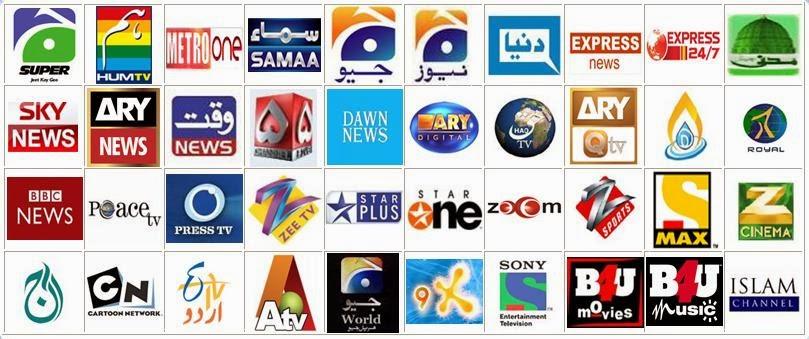Pakistani TV Channels