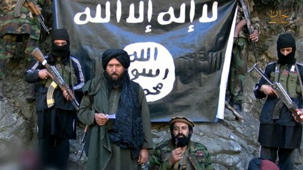 Islamic State in Afghanistan