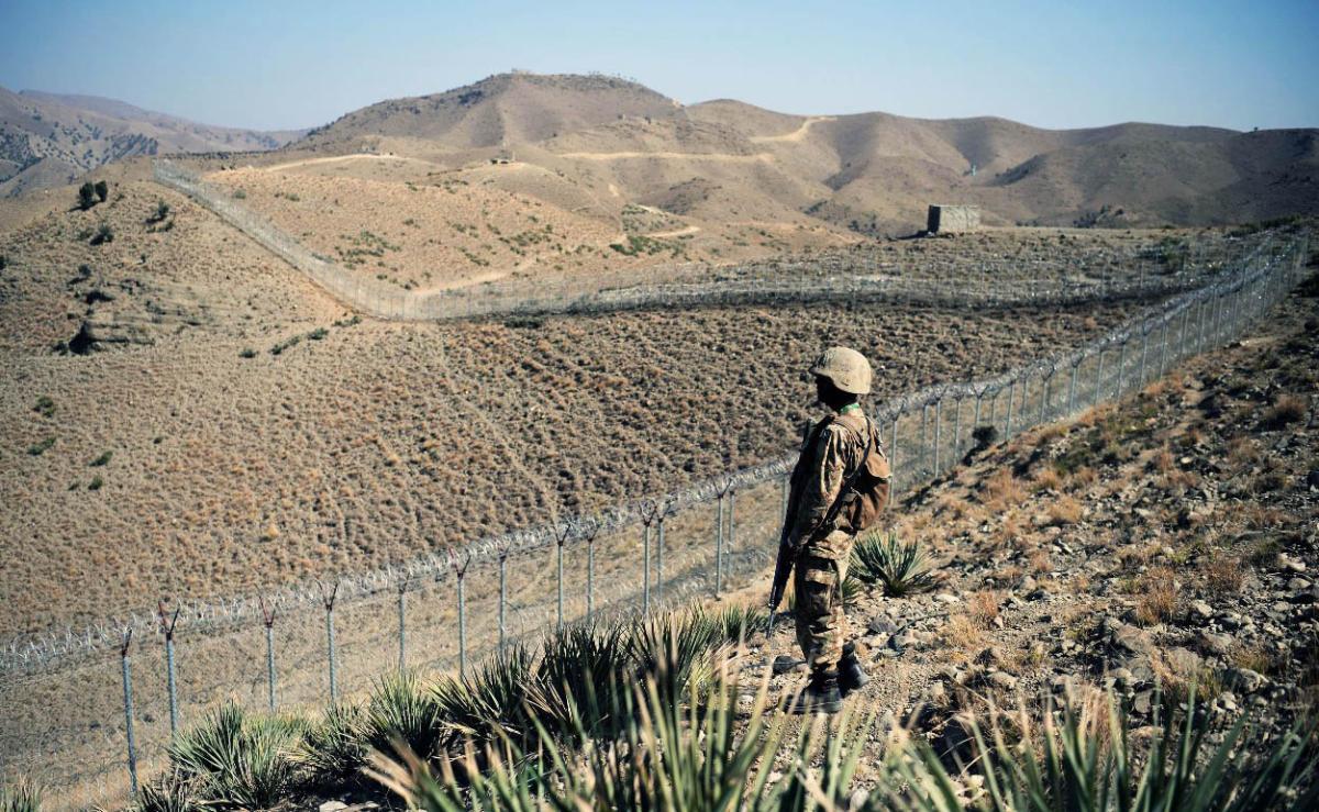 Pakistan Afghanistan border
