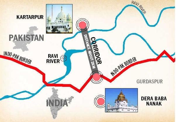 Karthapur corridor