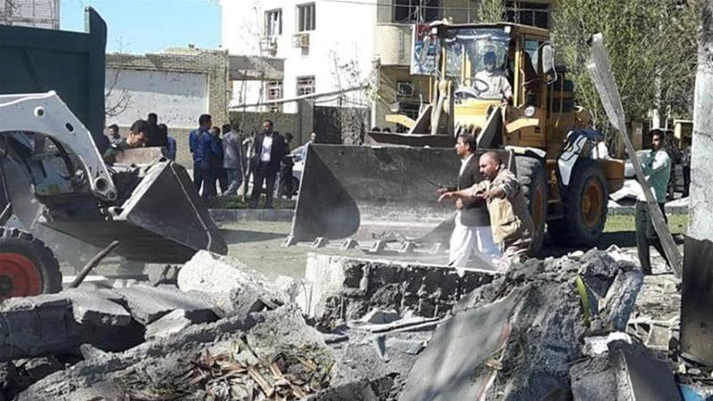 car bomb in Chabahar
