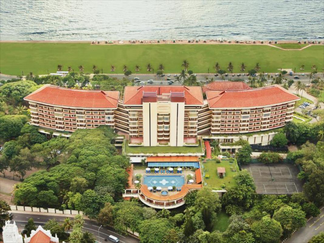 Taj Samudra Hotel in Colombo