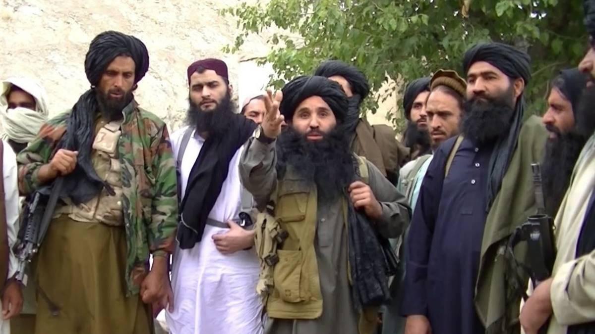 Pakistan Taliban leader Mullah Fazlullah