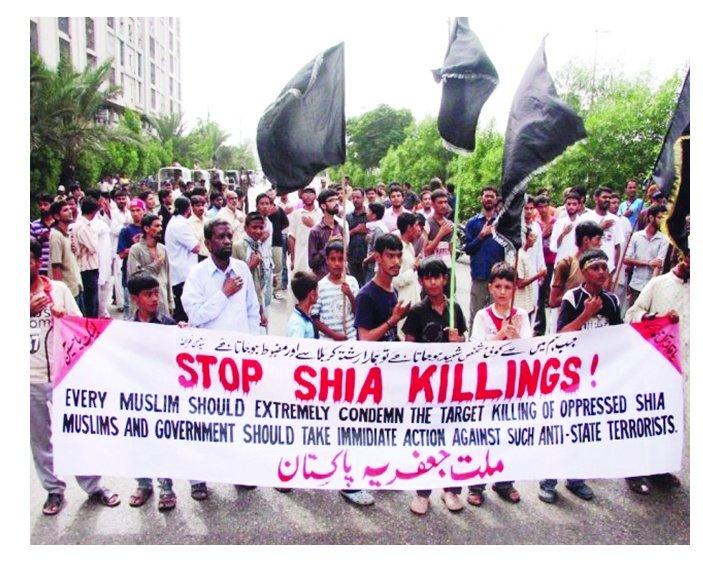 Shia killings