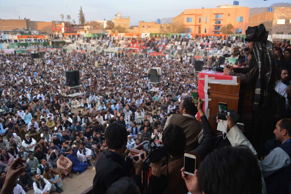 Pashtun Tahafuz Movement