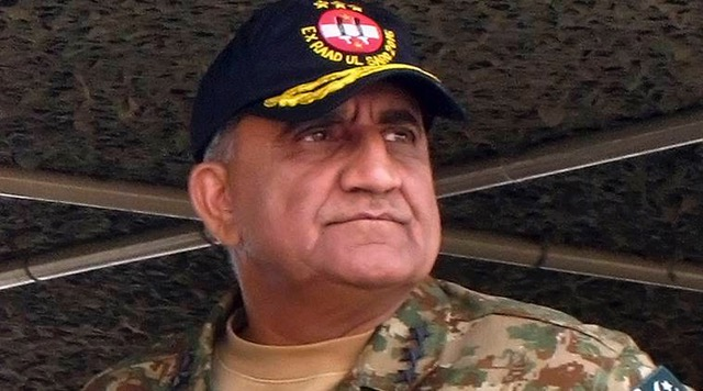 Pakistan Army Chief Qamar Javed Bajwa