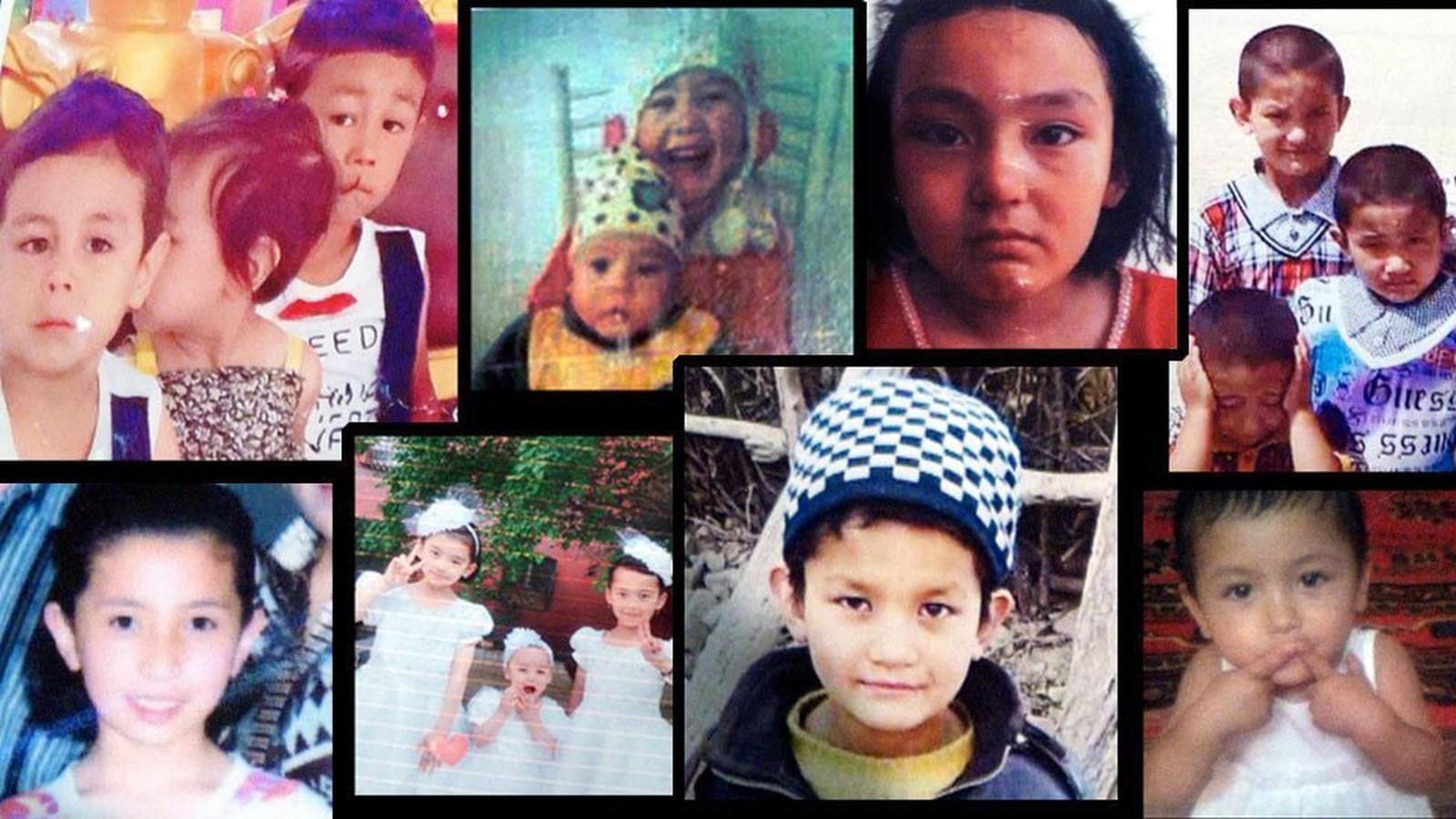 Xinjiang children