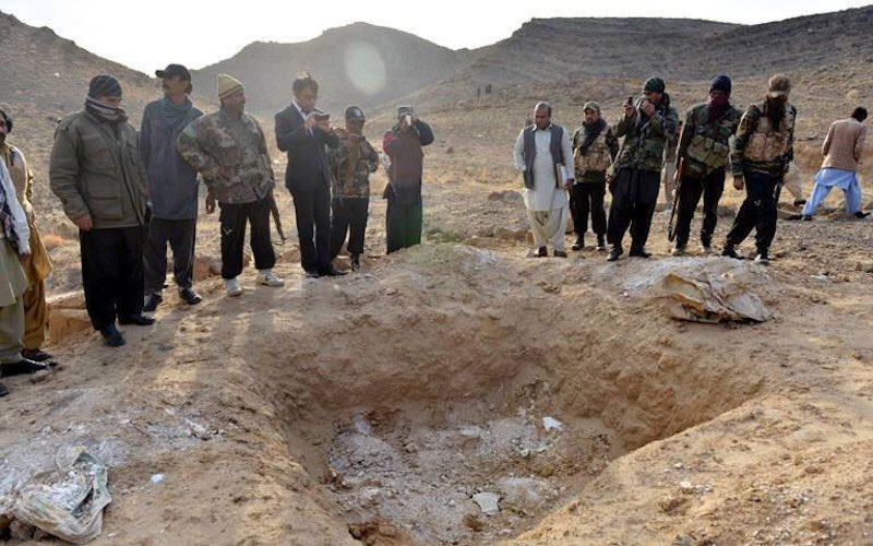 mass graves in Balochistan