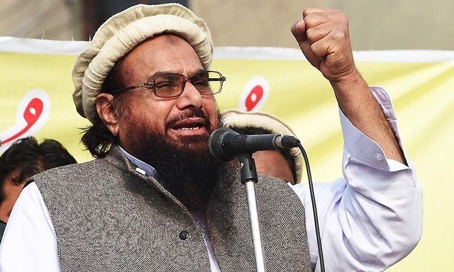 Mohammed Hafiz Saeed, founder of the Lashkar-i-Toiba