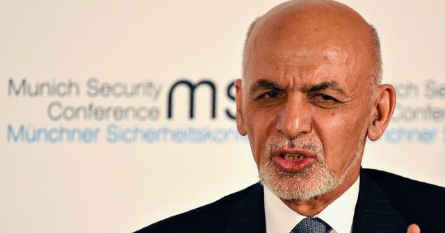Ashraf Ghani Ahmadzai