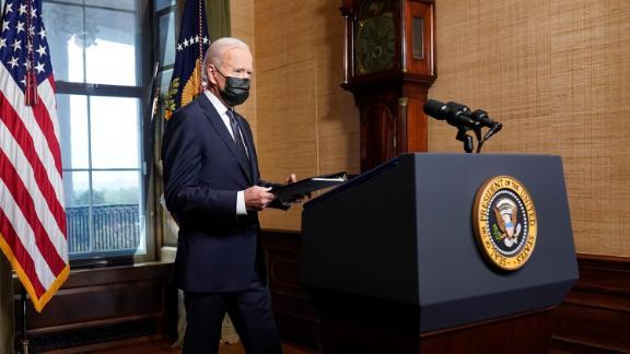 Joe Biden President of U.S.A.