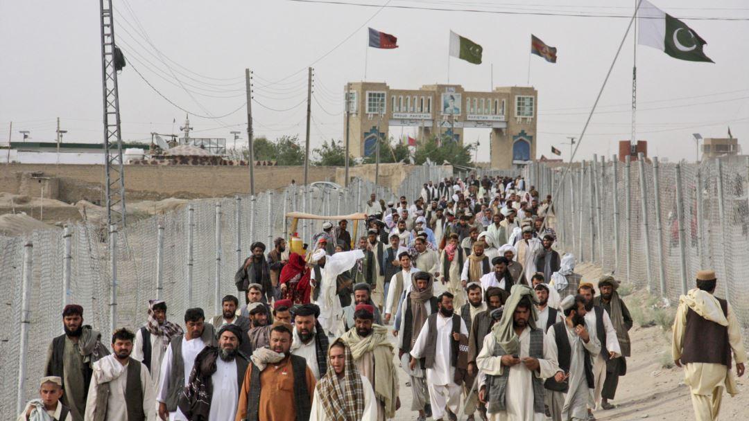 The Pakistan-Afghanistan Border