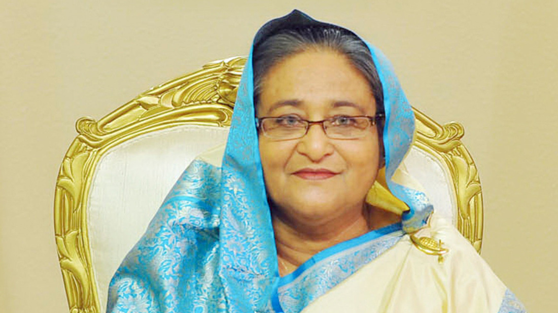 Sheikh Hasina Wazed, the current Prime Minister of Bangladesh