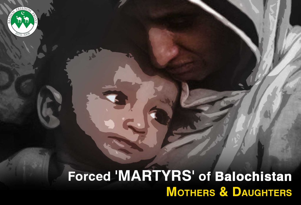 Forced Martyrs of Balochistan