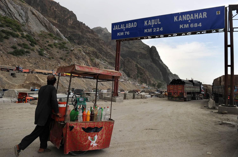 Afghanistan-Pakistan border