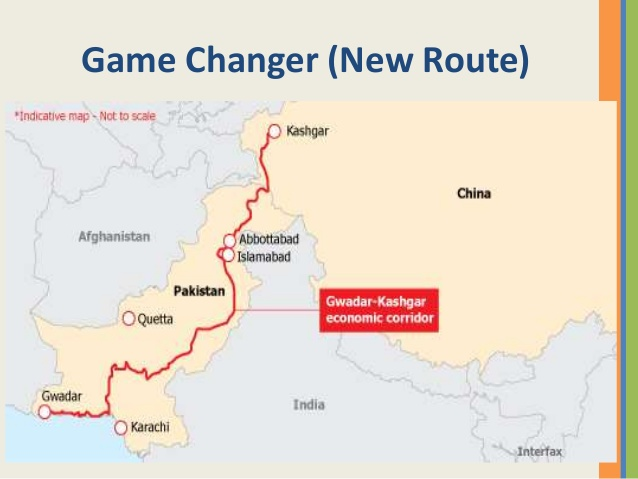 pakistan china economic corridor